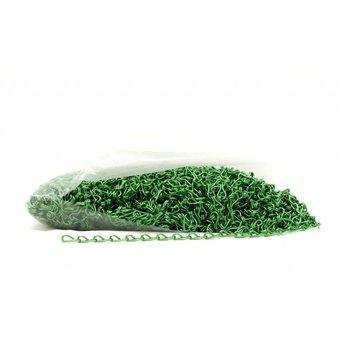 Kettinggordijn Liso ® Kettenbeutel a 50 Meter Dunkelgrün
