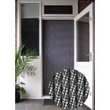 Manacor® Fliegenvorhang Manacor / Helena Black Kern - fertig 100 x 260