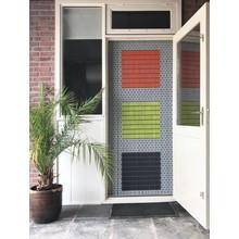 Liso ® 061 Fly curtain Blockverbindung - fertig 92 x 209