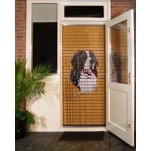 Liso ® Vliegengordijn met hond Berner Sennen - Doe-het-zelf pakket | Prijs / m²