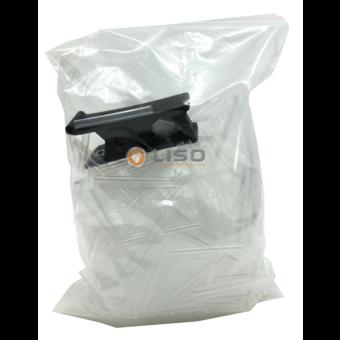 Strohhalme zur Herstellung eines Fliegenvorhangs Liso® mit halben Hülsen