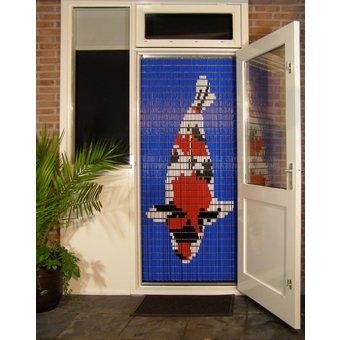 Liso ® 053 Fliegenvorhang  Koi - fertig 92 x 209 cm