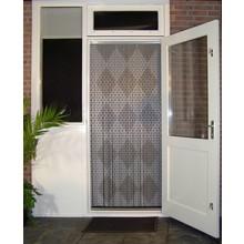 Liso ® 070 Fliegenvorhang mit Fenstern - fertig 92 x 209