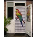 Liso ® Fliegenvorhang mit Parakeet - Do-it-yourself-Paket Preis / m²