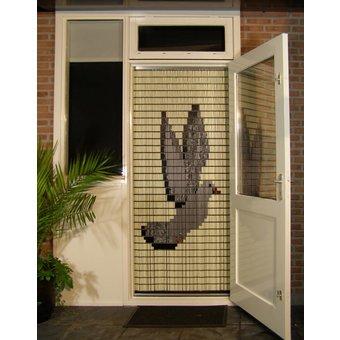 Liso ® Fliegenvorhang DIY-Paket Liso® Taube im Flug - Do-it-yourself-Paket. Preis pro m²