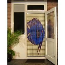 Liso ® Vliegengordijn met Maanvis - Doe-het-zelf pakket | Prijs / m²
