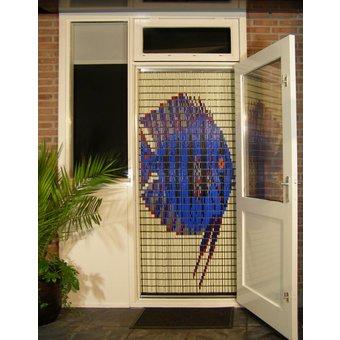 Liso ® Vliegengordijn DHZ-Pakket Liso® Maanvis - Doe-het-zelf pakket. Prijs per / m²