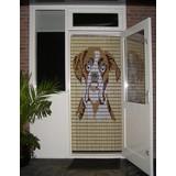 Liso ® Vliegengordijn met Boxer - Doe-het-zelf pakket | Prijs / m²