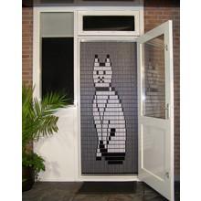 Liso ® Fliegenvorhang mit Katze - Do-it-yourself-Paket Preis / m²