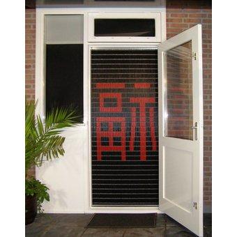 Liso ® Fliegenvorhang DIY-Paket Liso® Chinesisches Zeichen: Glück - Do-it-yourself-Paket. Preis pro m²