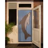 Liso ® 044 Vliegengordijn met Dolfijn - Doe-het-zelf pakket | Prijs / m²