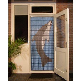 Liso ® Vliegengordijn DHZ-Pakket Liso® Dolfijn - Doe-het-zelf pakket. Prijs per / m²