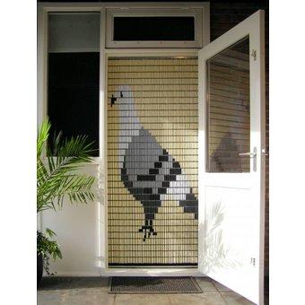 Liso ® Fly Curtain DIY-Paket Liso® Taube - Do-it-yourself-Paket. Preis pro / m²