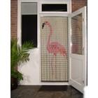 Liso ® 055 Fliegenvorhang mit Flamingo - Do-it-yourself-Paket Preis / m²