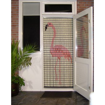 Liso ® Fly Curtain DIY-Paket Liso® Flamingo - Do-it-yourself-Paket. Preis pro / m²