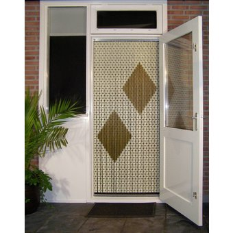 Liso ® Fly Curtain DIY-Paket Liso® 2 Fensters - Do-it-yourself-Paket. Preis pro / m²