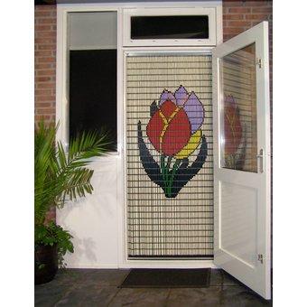 Liso ® Fly Curtain DIY-Paket Liso® Tulpen - Do-it-yourself-Paket. Preis pro / m²