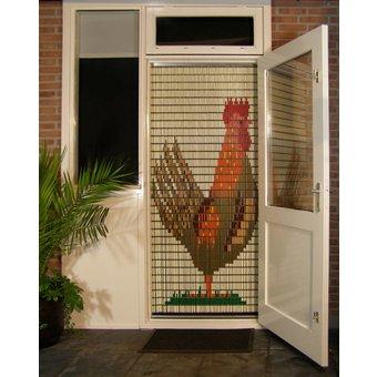 Liso ® Fliegenvorhang DIY-Paket Liso® Chicken - DIY-Paket. Preis pro / m²