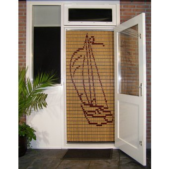 Liso ® Fliegenvorhang DIY-Paket Liso® Catamaran - Do-it-yourself-Paket. Preis pro / m²