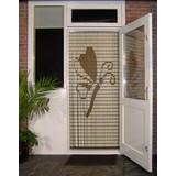 Liso ® 098 Fliegenvorhang mit Libelle - DIY Paket | Preis / m²