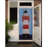 Liso ® 101 Fliegenvorhang mit deutschem Leuchtturm - DIY-Paket | Preis / m²