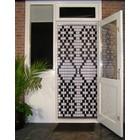 Liso ® 103 Fliegenvorhang mit maurischem Muster - Do-it-yourself-Paket. Preis pro m²