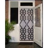 Liso ® 103 Vliegengordijn met Moors patroon - Doe-het-zelf pakket | Prijs / m²