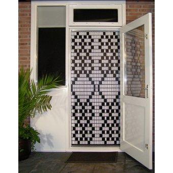 Liso ® Vliegengordijn DHZ-Pakket Liso® Moors patroon - Doe-het-zelf pakket. Prijs per / m²