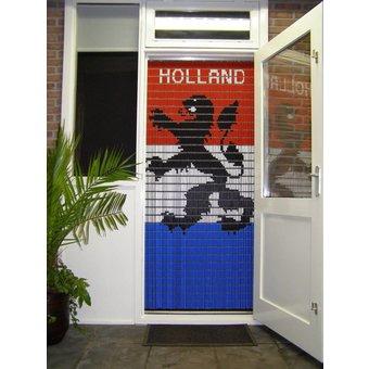 Liso ® Vliegengordijn DHZ-Pakket Liso® Hup Holland Hup - Doe-het-zelf pakket. Prijs per / m²