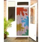 Kriska ® Kettenvorhang Liso® Cow-color - Fertig 92x209