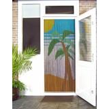 Kriska ® Kettinggordijn Liso® Palmbomen - kant en klaar 92x209