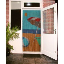 Kettinggordijn Liso ® Kettinggordijn Liso® Strand - kant en klaar 92x209