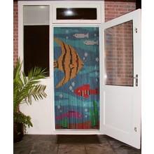 Kettinggordijn Liso ® Kettenvorhang Liso® Fish - konfektioniert 92x209