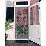 Kettinggordijn Liso ® Kettenvorhang Liso® Flower - fertig gemacht 92x209