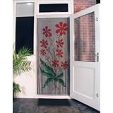 Kriska ® Kettenvorhang Liso® Flower - Fertigmodell 92x209