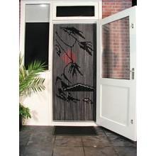 Kettinggordijn Liso ® Kettenvorhang Liso® Japanischer Garten - fertig gemacht 92x209