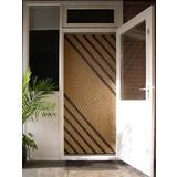 Miami ® Fliegenvorhang Miami Stripe - Do-it-yourself-Paket Preis pro m²