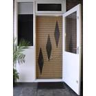 Miami ® Fliegenvorhang Miami 3 Fenster - Do-it-yourself-Kit | Preis pro m²