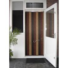 Miami ® Vliegengordijn Miami 33% kleurbanen - Doe-het-zelf pakket | Prijs per m²
