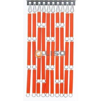 Liso ® Fliegenvorhang DIY Liso® Orange Paket