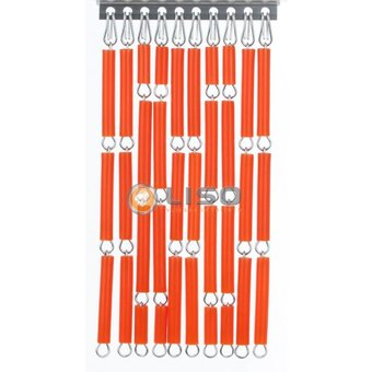Liso ® Fliegenvorhang DIY-Paket Liso® Orange