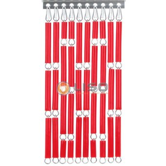 Liso ® Vliegengordijn DHZ-Pakket Liso® Rood