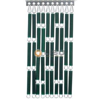 Liso ® Fliegenvorhang DIY Liso® Dunkelgrün