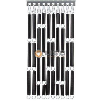 Liso ® Vliegengordijn DHZ-Pakket Liso® Zwart