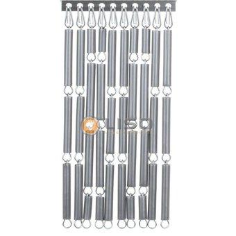 Liso ® Vliegengordijn DHZ-Pakket Liso® Zilver