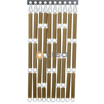 Liso ® Fliegenvorhang DIY-Paket Liso® Gold / Bronze