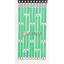 Liso ® Fliegenvorhang Signal grün - Do-it-yourself-Paket / m2