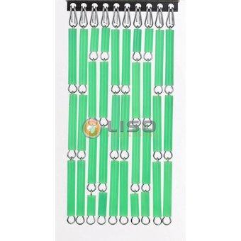 Liso ® Vliegengordijn DHZ-Pakket Liso® Signaalgroen