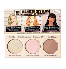 TheBalm®  The Manizer Sisters - Highlighter Palette