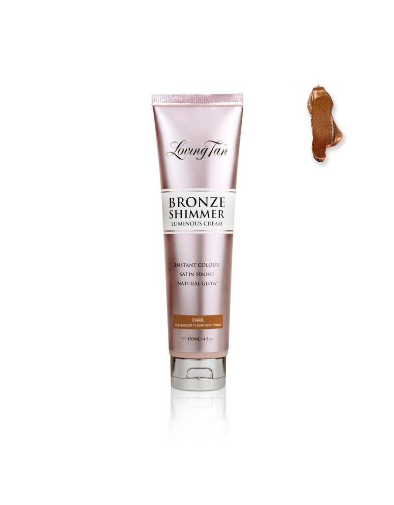Loving Tan Bronze Shimmer Luminous Cream